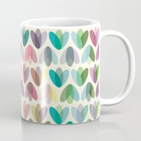 Spring tulips Mug