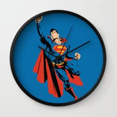 DC - Superman Wall Clock