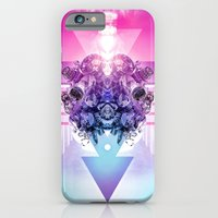 iPhone & iPod Case featuring 3-3-3 by Andre Villanueva