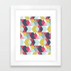 Tribeca Framed Art Print