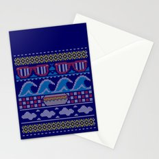 Ugly Summer Sweater Stationery Cards