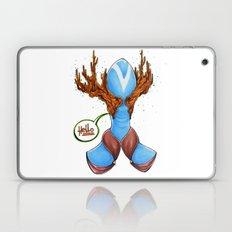 Hello! alien Laptop & iPad Skin