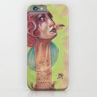 SUPER FLAMINGO iPhone 6 Slim Case