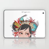 Alguer Laptop & iPad Skin