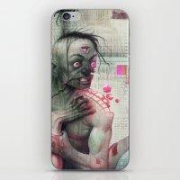 Self Analysis Defrag iPhone & iPod Skin