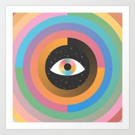 Art Print - Path to Infinity - Moremo