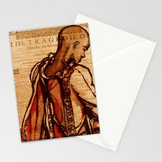 Othello - Shakespeare Folio Illustration by Immortallongings Stationery Cards