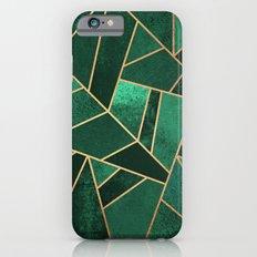 Emerald And Copper iPhone 6 Slim Case