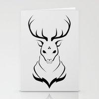 Pathfinder (Gray) Stationery Cards