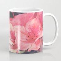 Strawberry Flowers Mug