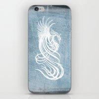 The Phoenix Rises iPhone & iPod Skin