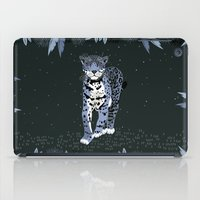 Midnight Jaguar iPad Case