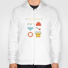 Captain Jacques 02 Hoody