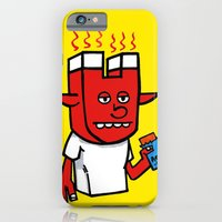 iPhone & iPod Case featuring enigmatic todd by certified-alberto