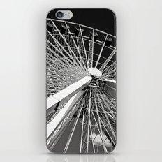 Navy Pier's Ferris Wheel iPhone & iPod Skin