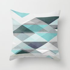 Nordic Combination 1 X Throw Pillow