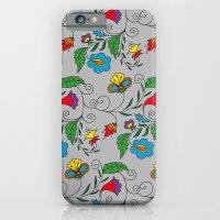 Ethnic Floral Flow iPhone 6 Slim Case