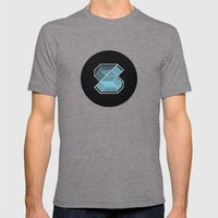 S6 Mens Fitted Tee Tri-Grey SMALL