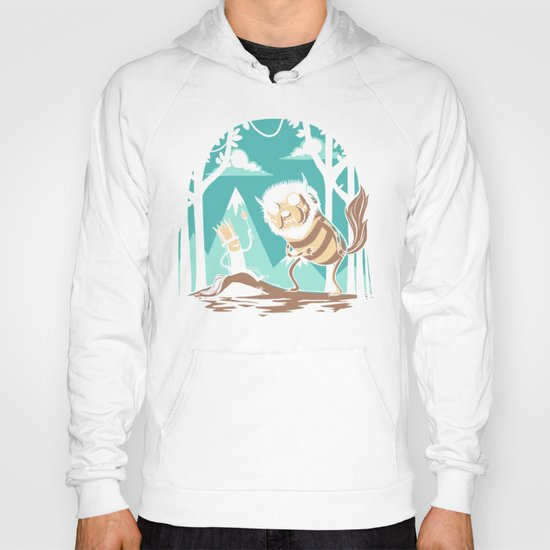Where the Wild Adventures Are Hoody
