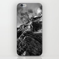 Up The Hill Backwards iPhone & iPod Skin