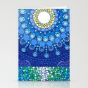 Full Moon Splendour Stationery Cards