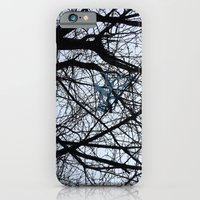 iPhone & iPod Case featuring Ribbon in a Tree by Efua Boakye