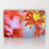Autumn blush Laptop & iPad Skin