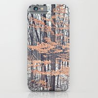 Snow in the Woods iPhone 6 Slim Case