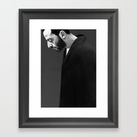 Leon Framed Art Print