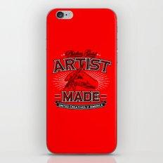Artist Made iPhone & iPod Skin