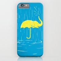 Umbrellaphant iPhone 6 Slim Case