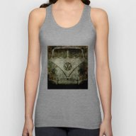 VW Zombiemobile - A Kill… Unisex Tank Top