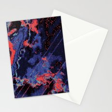 Glitch Cartography #1 Stationery Cards