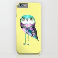 Owl Print iPhone 6 Slim Case