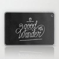Good Day To Wander Laptop & iPad Skin