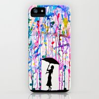 iPhone 5/5s Case featuring Deluge by Marc Allante