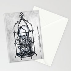 Fetus Cage Stationery Cards