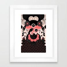 Hallucination Framed Art Print