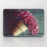 Flower Cone I iPad Case