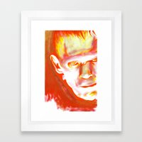 Frankenstein, What Eternity Is Framed Art Print