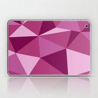 Pink Geometric Laptop & iPad Skin