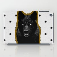 Just Wolf. iPad Case
