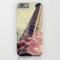 iPhone & iPod Case featuring Springtime In Paris by Chelsea Victoria