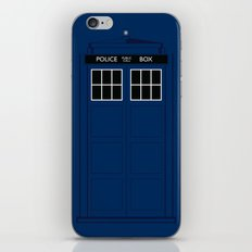 Doctor Who - The Doctor is in.....  iPhone & iPod Skin
