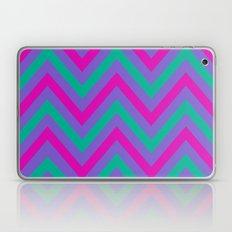 Chevron Berry Blast Laptop & iPad Skin