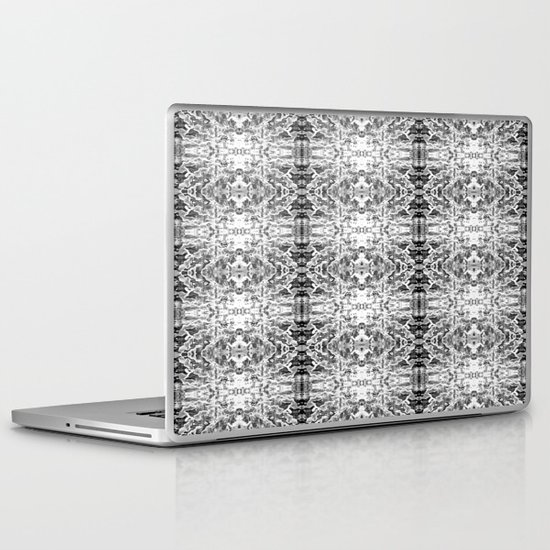 Rage against the Machine - Alt B&W Version Laptop & iPad Skin