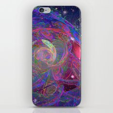 The Expanding Universe iPhone & iPod Skin