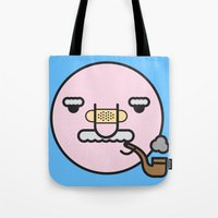Smokey Joe Tote Bag