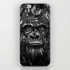 Silverback iPhone & iPod Skin