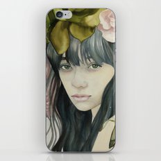 Stillness iPhone & iPod Skin
